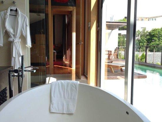 W Retreat Koh Samui: Bathroom