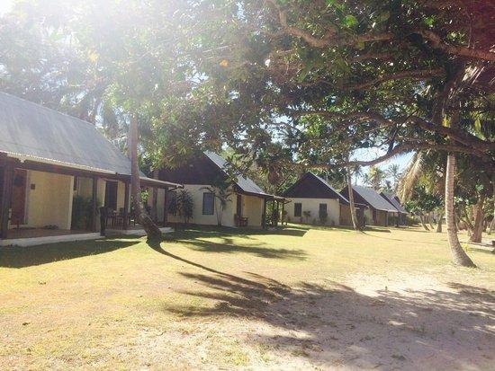 Tambua Sands: Bure vue sur mer