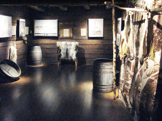 Det Hanseatiske Museum og Schoetstuene : One of the rooms inside