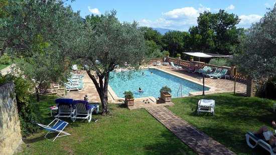 Country House Hotel Tre Esse: Splendida piscina