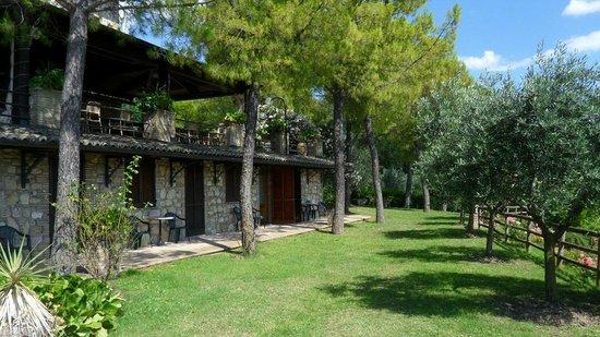 Country House Hotel Tre Esse: Alcune tra le camere disponibili