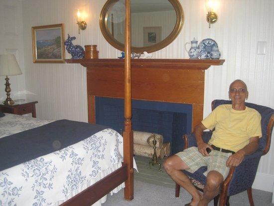 Seven South Street Inn: Our room #3