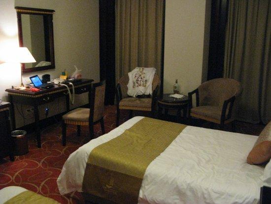 Dynasty Hotel : Номер