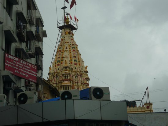 Mumbadevi Temple : Mumba Devi Temple