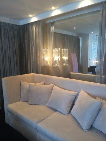 Capo Bay Hotel : Wonderful suite