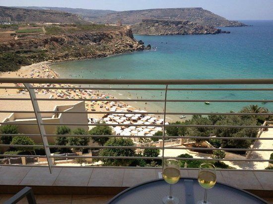 Radisson Blu Resort & Spa, Malta Golden Sands: Beach