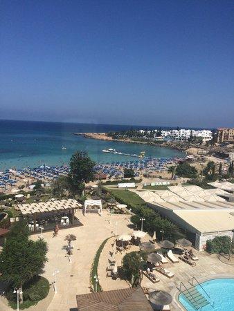 Capo Bay Hotel : Amazing view