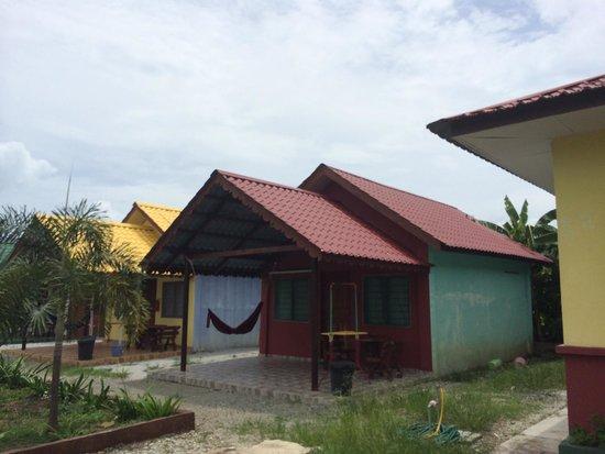 Rainbow Lodge: My AC lodge