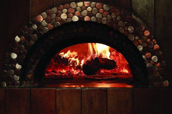 Ferraris Italian Villa: Our Wood-Burning Oven