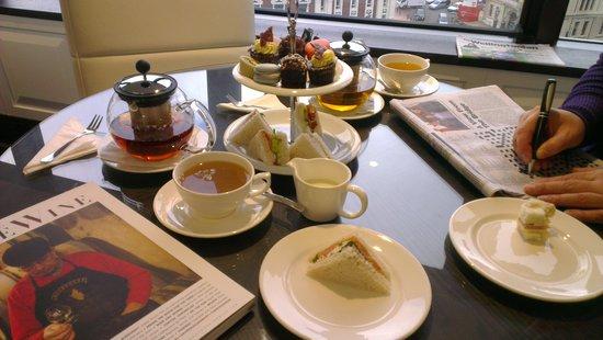 InterContinental Wellington: Friday's afternoon tea