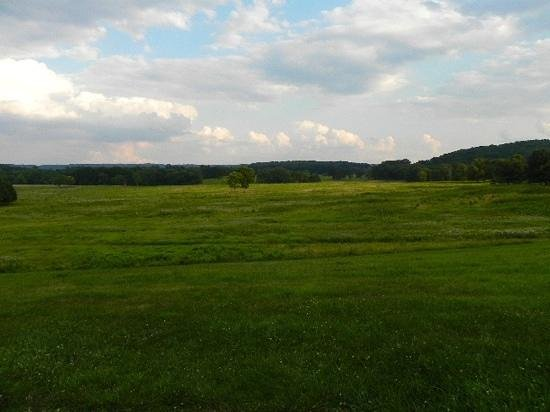 Valley Forge National Historical Park : the training fields of ValleyForge!