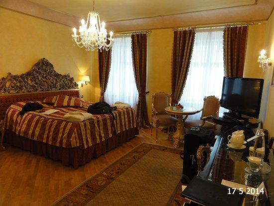Alchymist Nosticova Palace : Room 209
