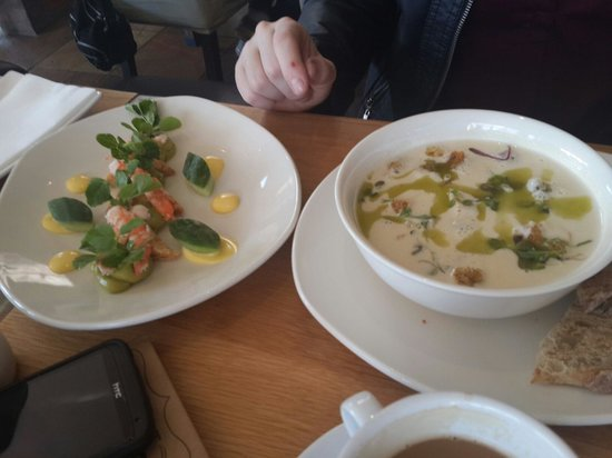 Creation Wines: The soup