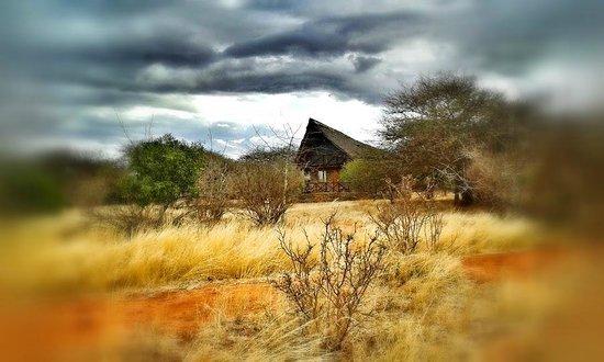Tsavo Mashariki Camp