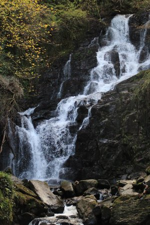 Parc national de Killarney : Killarney National Park waterfall