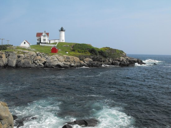 Cape Neddick Nubble Lighthouse: Nubble Lighthouse