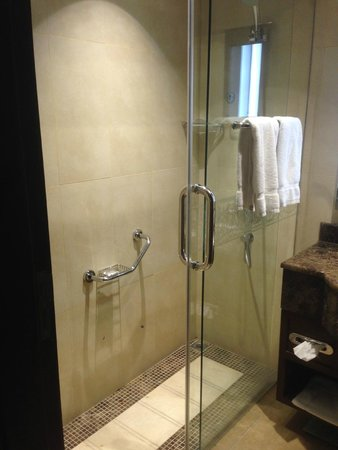 Crowne Plaza Madinah : Bathroom