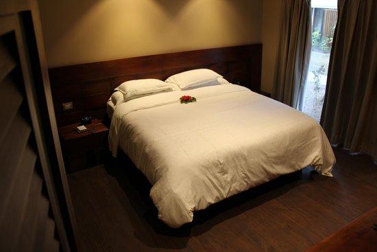 Sheraton Resort & Spa, Tokoriki Island: main bedroom in family room
