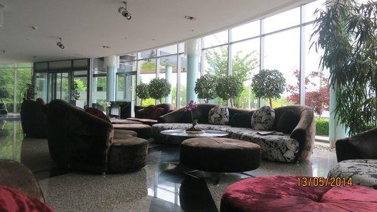 Spirit Hotel Thermal Spa: Lobby
