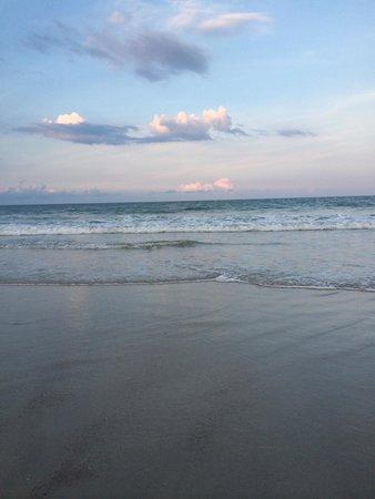 Fernandina Beach : Beautiful beach