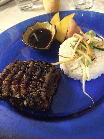 Clubhouse 27: Тунец очень достойное блюдо!