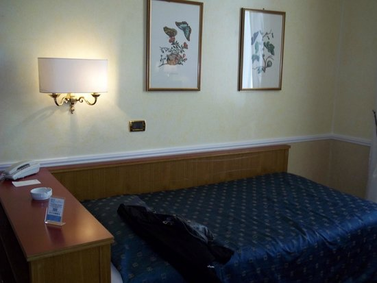 Hotel Massimo D'Azeglio: Room