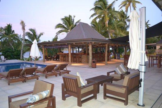 Paradise Cove Resort: Resort Bar