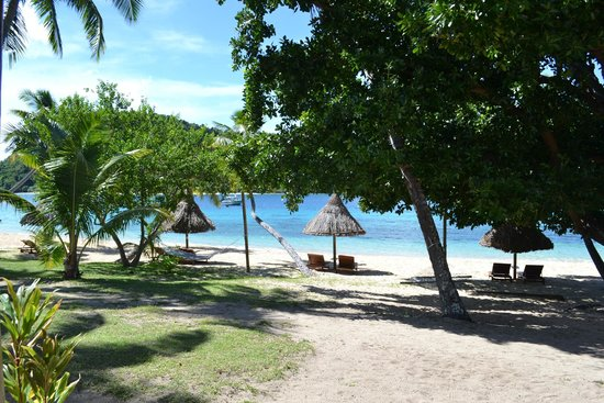 Paradise Cove Resort: View From Bure 37