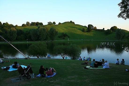 Olympiapark: オリンピア公園