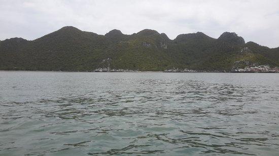Khao Sam Roi Yot National Park: long tail boat cruise
