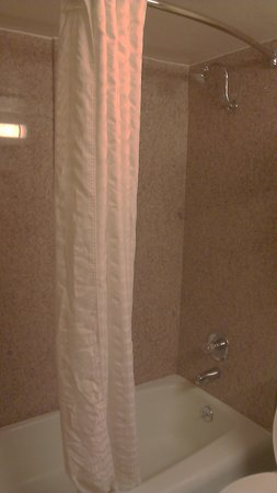 La Quinta Inn & Suites Indianapolis South: Our Shower