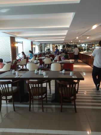 Hagia Sophia Hotel Istanbul Old City : Sala colazione