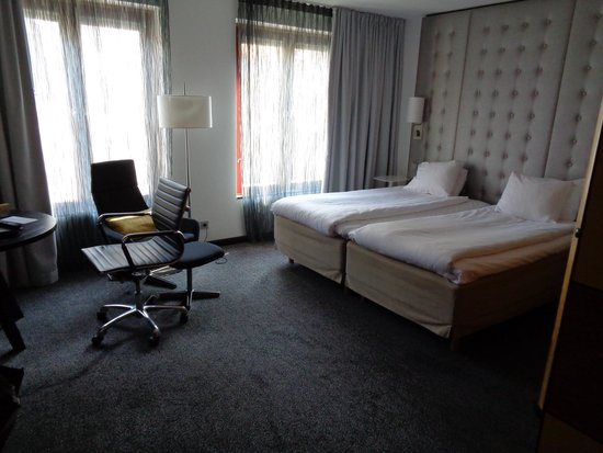 Hilton Stockholm Slussen: room 1