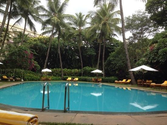 The Oberoi, Bangalore: swimming Pool