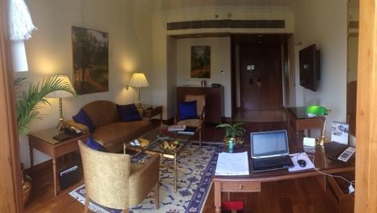 The Oberoi, Bengaluru: my room (suite)