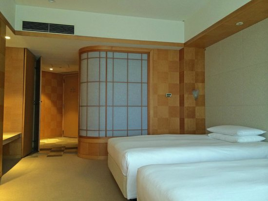 Grand Hyatt Fukuoka: 客室