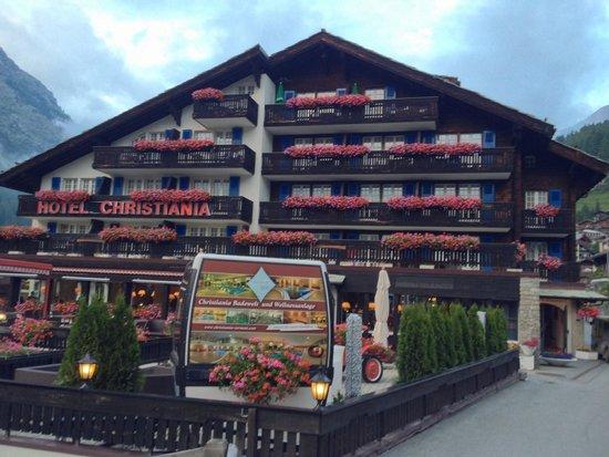 Christiania Mountain & Spa : Hotel Christinia