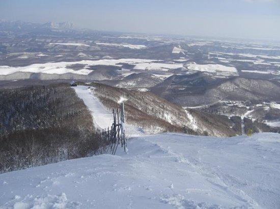 Sahoro Resort Ski Place : 景色