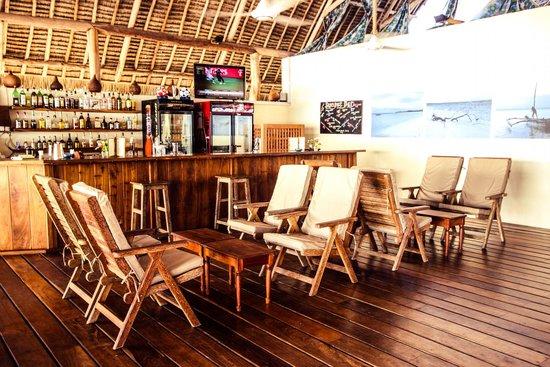 Michamvi Sunset Bay Resort : Bar