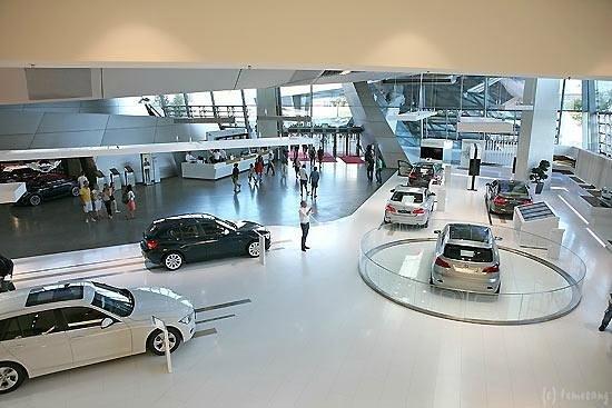 BMW Welt: BMW ワールド