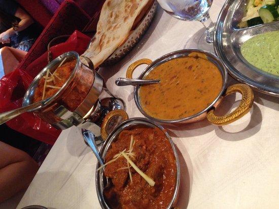 Himalaya: Our meal