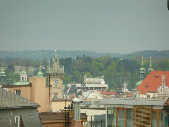 Ibis Praha Wenceslas Square : vista desde la habitación