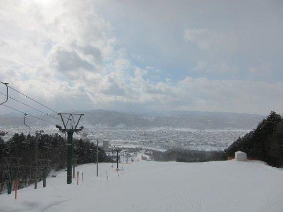 Kokusetsu Ashibetsu Ski Site