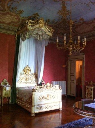 Al Castello: Suite baldacchino