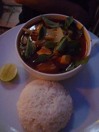 Aussie XL Cafe: Tom yam seafood