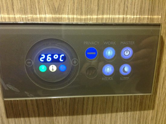 Air Conditioning And Lighting Controls