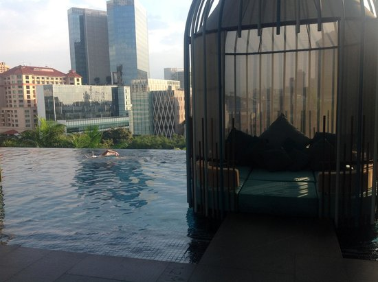View Picture Of Parkroyal On Pickering Singapore Tripadvisor