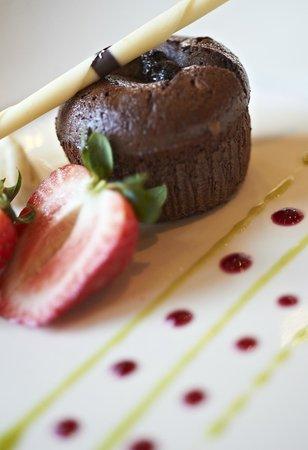 Hotel La Clef Des Champs: Dessert