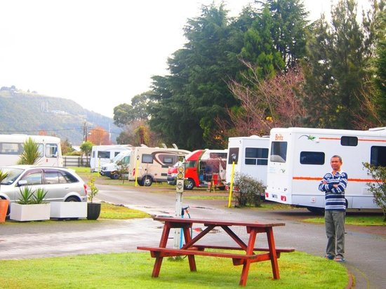 Rotorua Top 10 Holiday Park  07