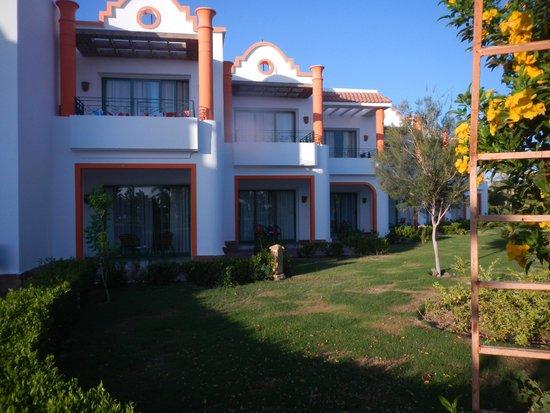 Fantazia Resort: Uno dei blocchi camere